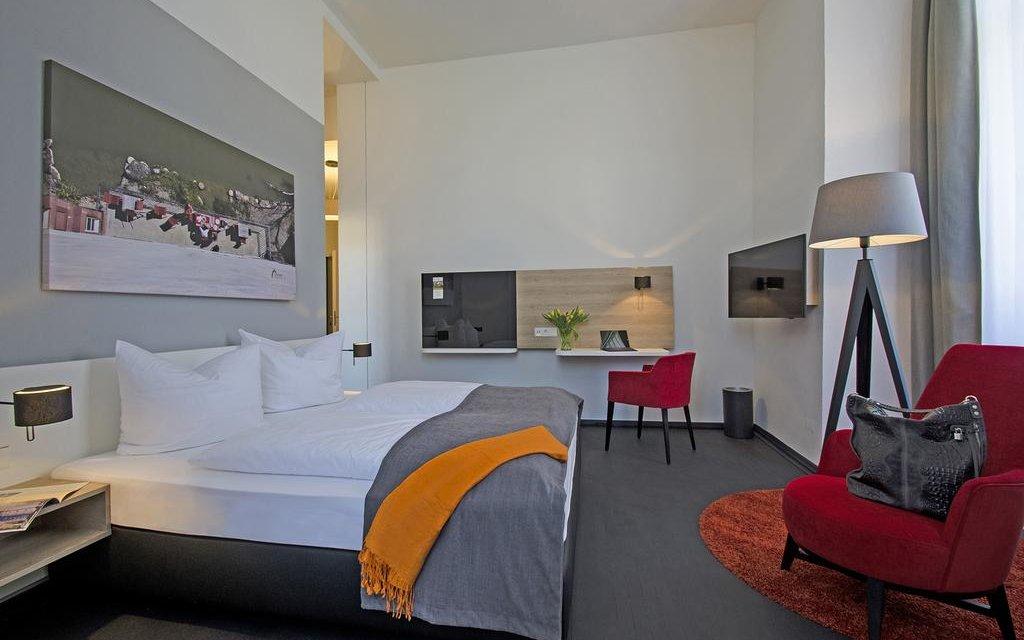 Rheinfelden Schlosshotel Beuggen Zimmer Doppelzimmer