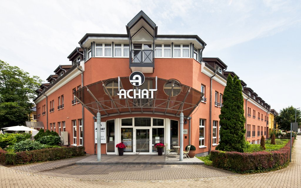ACHAT Comfort Heidelberg-Schwetzingen Aussenansicht