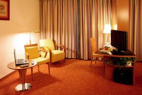 Junior Suite Wohnbereich