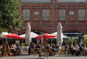 hackescher markt visit berlin