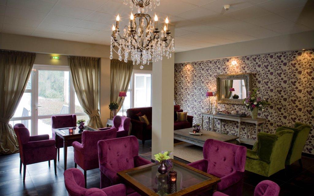 Van der Valk Landhotel Spornitz Lobby Lounge