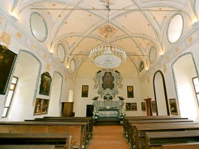 Schloss Hotel Svijany-Kapelle