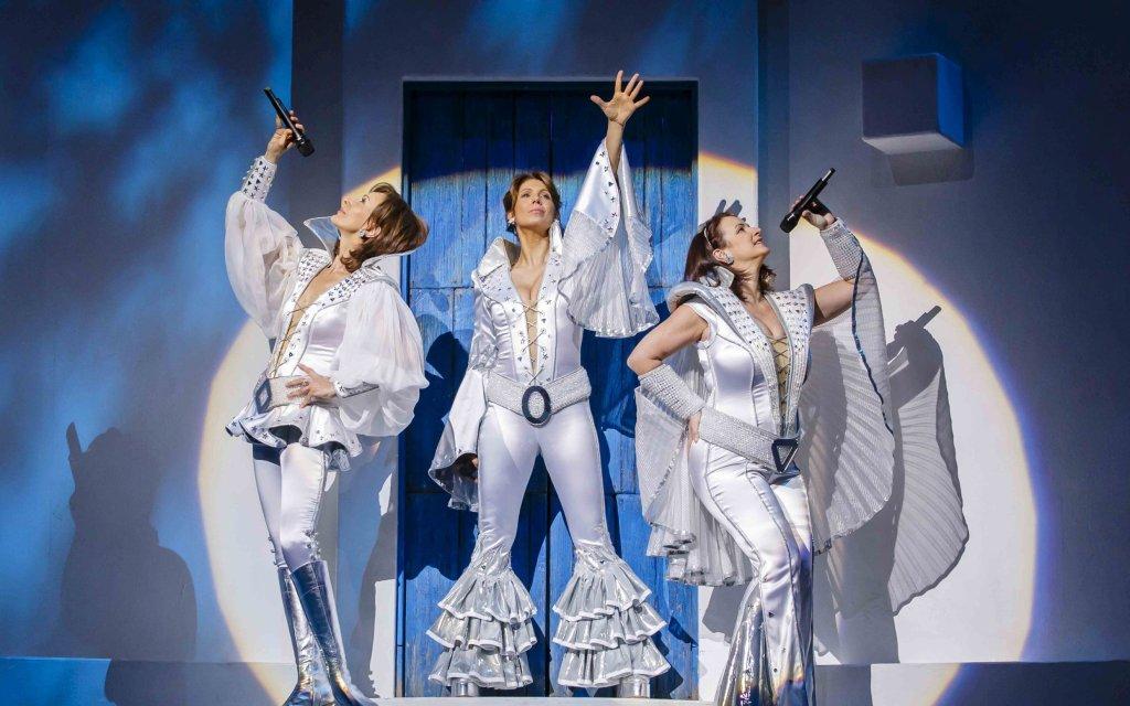 Mamma Mia Musical Darsteller