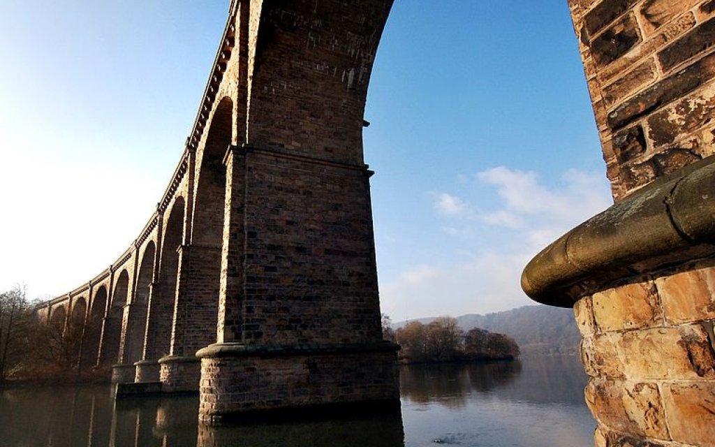 Viadukt in Herdecke