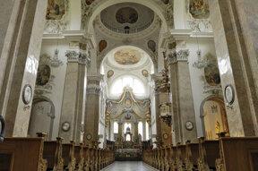 St. Mang Innen
