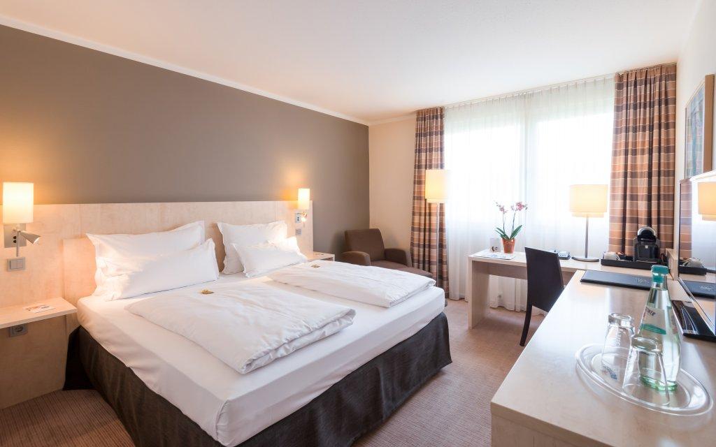 Select Hotel Mainz Zimmer Doppelzimmer