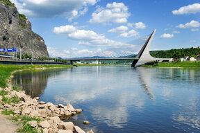 Brücke-Usti nad Labem