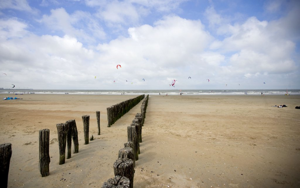 Meer und Strand - Belgien