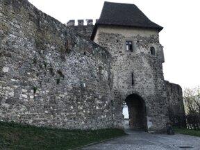 Tor zum Salamons Turm
