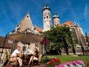 Prickelnd: Kurztrip mit Dom, Schloss und Sekt