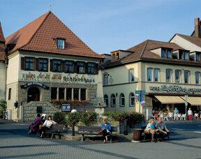 Historisches Schlundhaus c Bad Kö