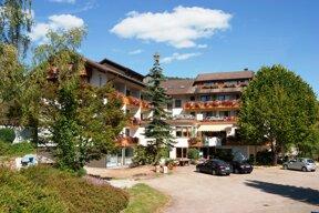 Außenansicht Ferienhotel Ödenhof in Baiersbronn