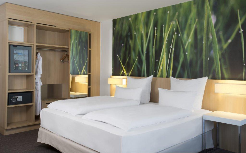NH Berlin City West Zimmer Doppelzimmer