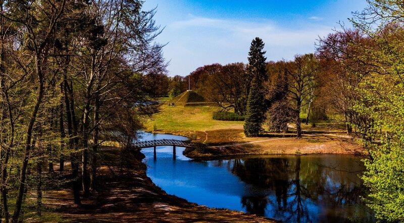 Branitz Park Spreewald