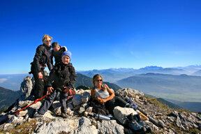 Gipfel c Chiemgau Tourismus e.V.