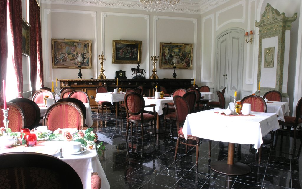 Schlosshotel Rühstädt Restaurant
