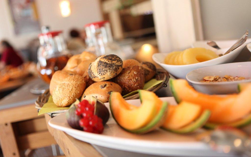 Frühstückbuffet