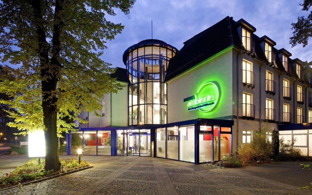Bad Wilsnack Ringhotel VITALHOTEL ambiente aussen Außenansicht