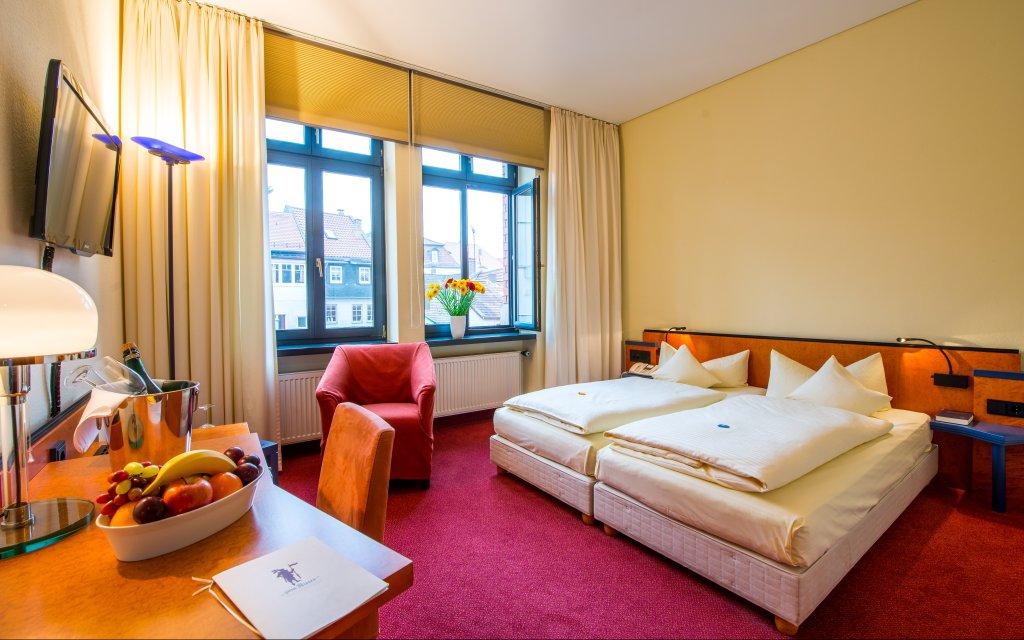 Fulda Hotel zum Ritter Zimmer Doppelzimmer