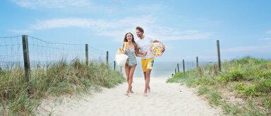 Reisethema  Meer und Strand