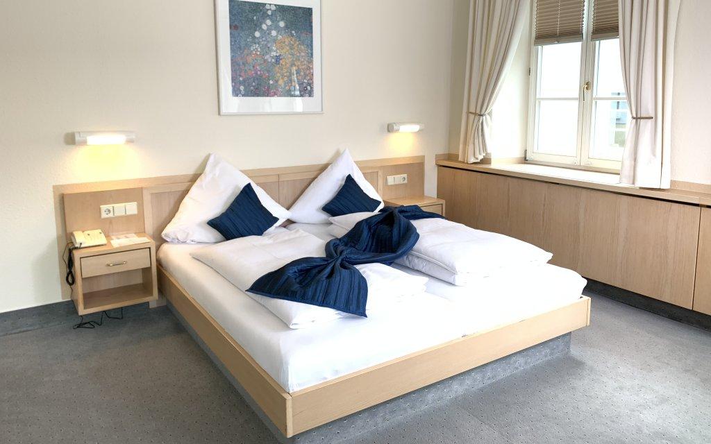 Mindelheim Hotel Alte Post Zimmer Doppelzimmer