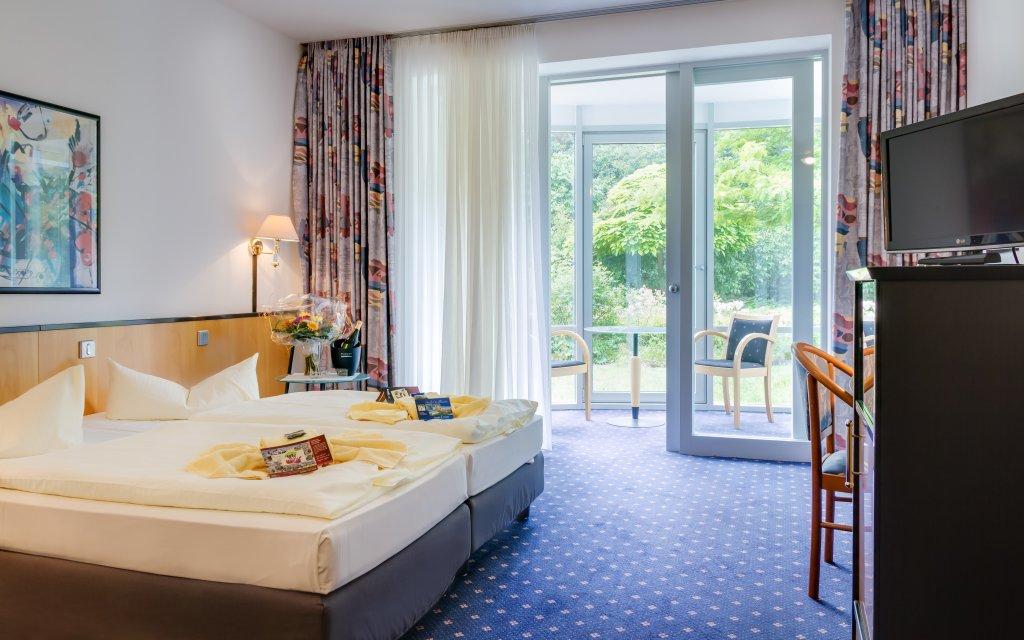 Banzkow Ferien Hotel Lewitz Mühle Zimmer Doppelzmmer