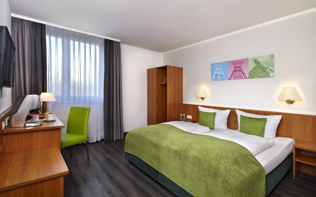 Bochum TRYP Hotel Zimmer Doppelzimmer
