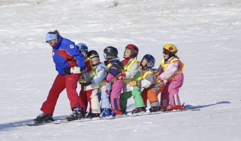 Ski Kindergarten in Spindlermühle