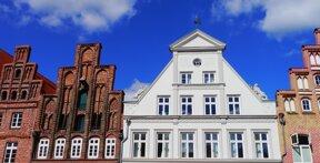 Lüneburg Häuser c Pixabay