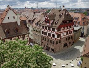 albrecht duerer haus von oben quer c Stadt Nürnberg Birgit Fuder