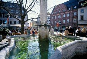 Marktbrunnen C Stadt Lörrach