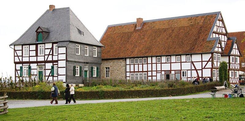 Westfaelisches Freilichtmuseum Detmold