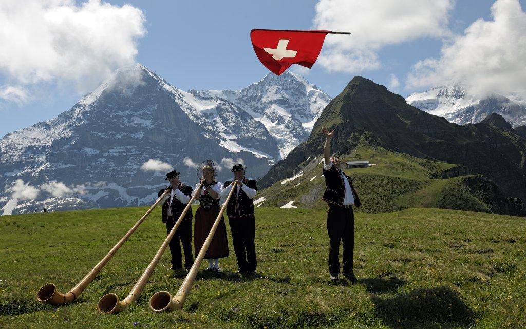 Jungfrau Region Schweiz