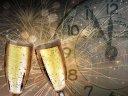 Prosit Neujahr - Lassen Sie die Korken knallen!