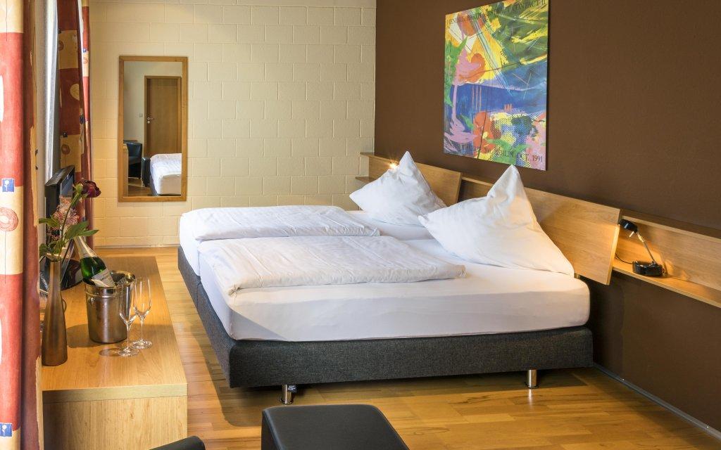 Sportresort & Hotel Impulsiv Lörrach Zimmer Doppelzimmer