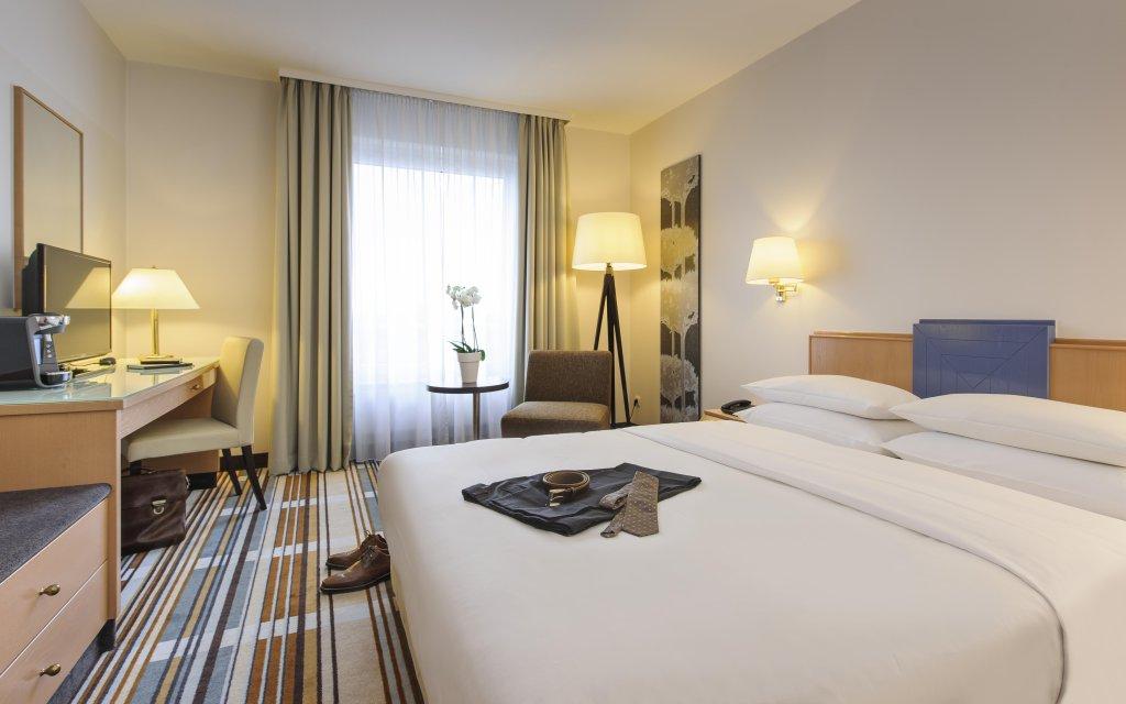 Mercure Hotel Hannover Oldenburger Allee Zimmer Doppelzimmer