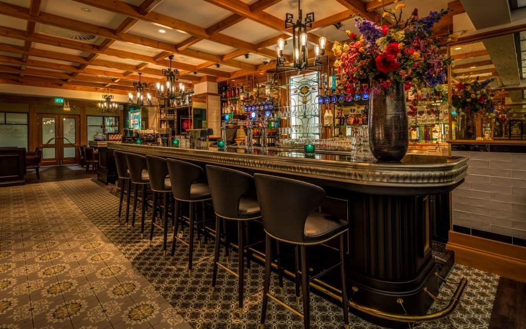 Egmond aan Zee Hotel Zuiderduin Bar
