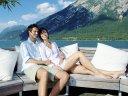 Romantischer Urlaub am größten See Tirols