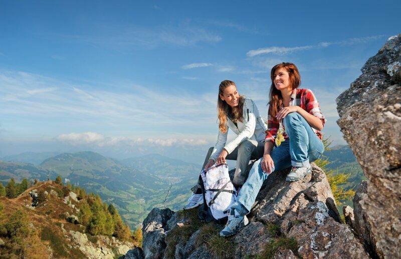 Wanderung in den Kitzbühler Alpen