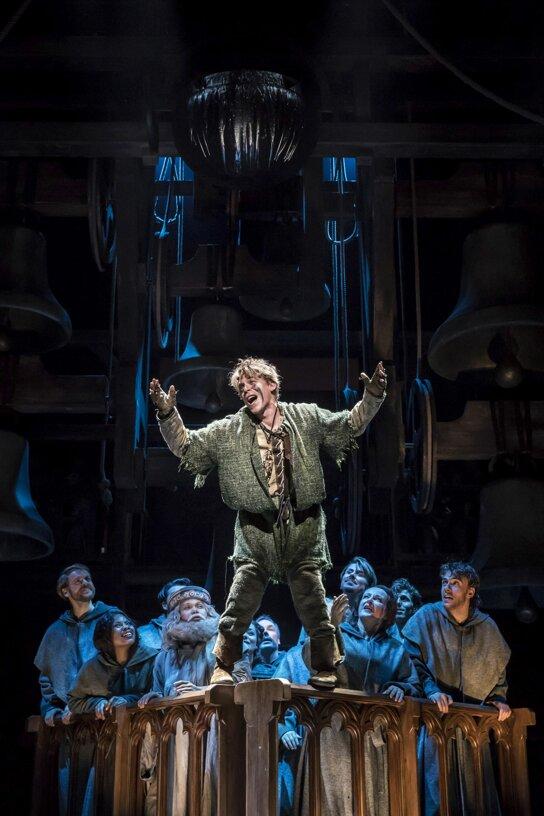 Quasimodo © Stage Entertainment