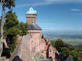 Haut-Königsbourg, donjon - Credit Jean-Luc Stadler