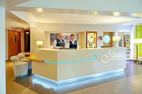 Göbels Seehotel Diemelsee  Rezeption (1)