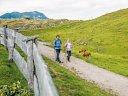 Kuhler Sommer mit Wellness und Wandern