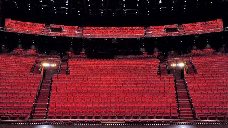 Stage Theater Neue Flora - Zuschauersaal