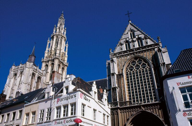 Liebfrauenkathedrale Antwerpen