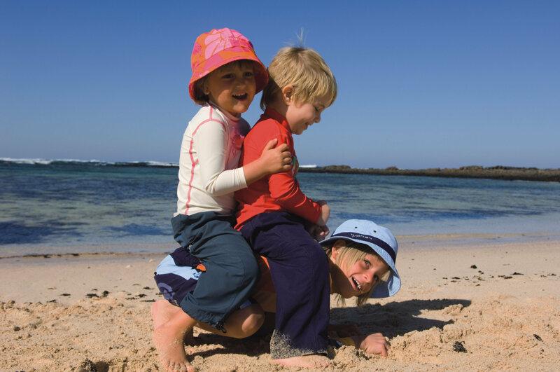 Kinder Strand