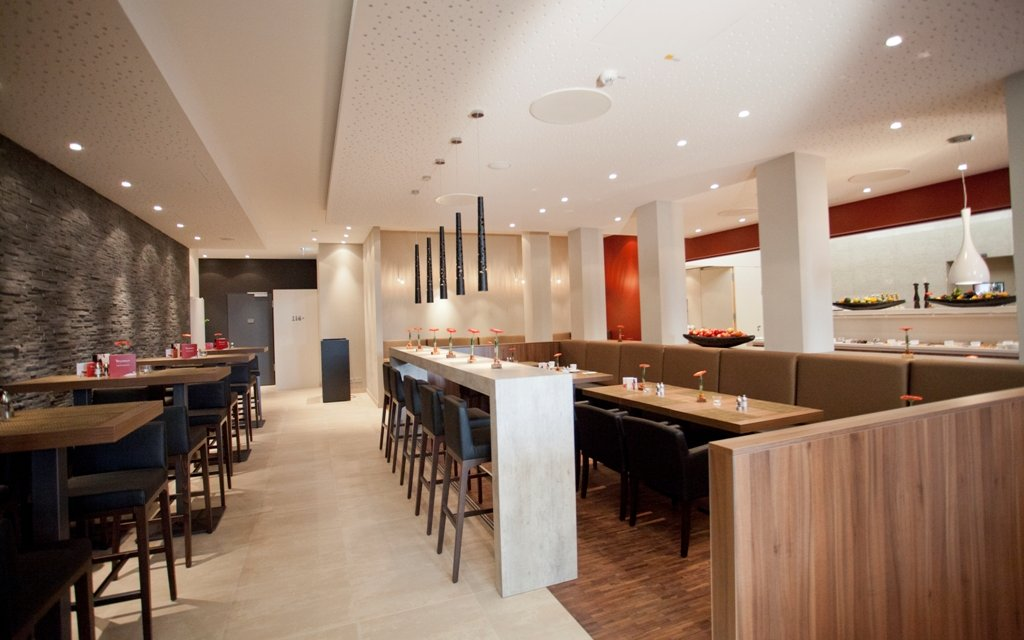 bigBOX HOTEL Kempten Restaurant