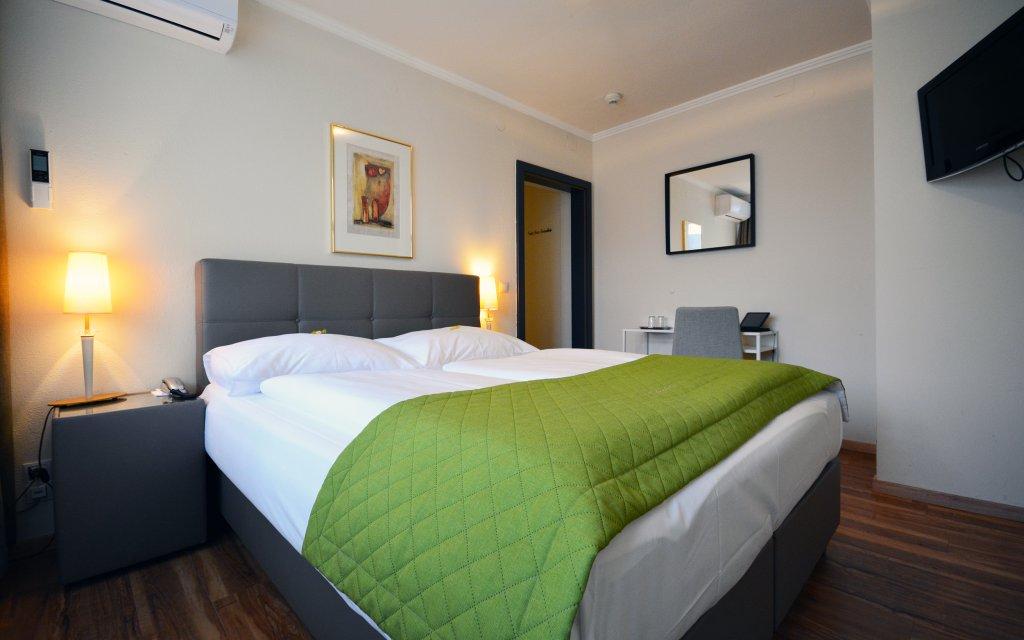 Salzburg Parkhotel Brunauer Zimmer Doppelzimmer