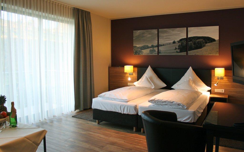 Mespelbrunn Müllers Landhotel Zimmer Doppelzimmer