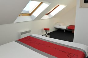 Chambre triple - triple room 004